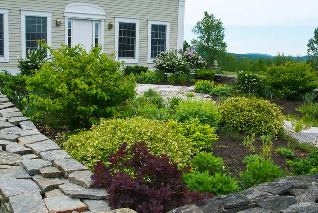 Landscaping Stones Portland Maine : North star stoneworks project gallery